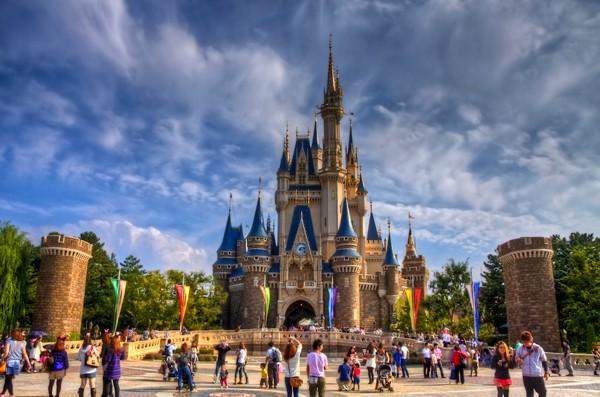 迪士尼樂園(Disney Land)