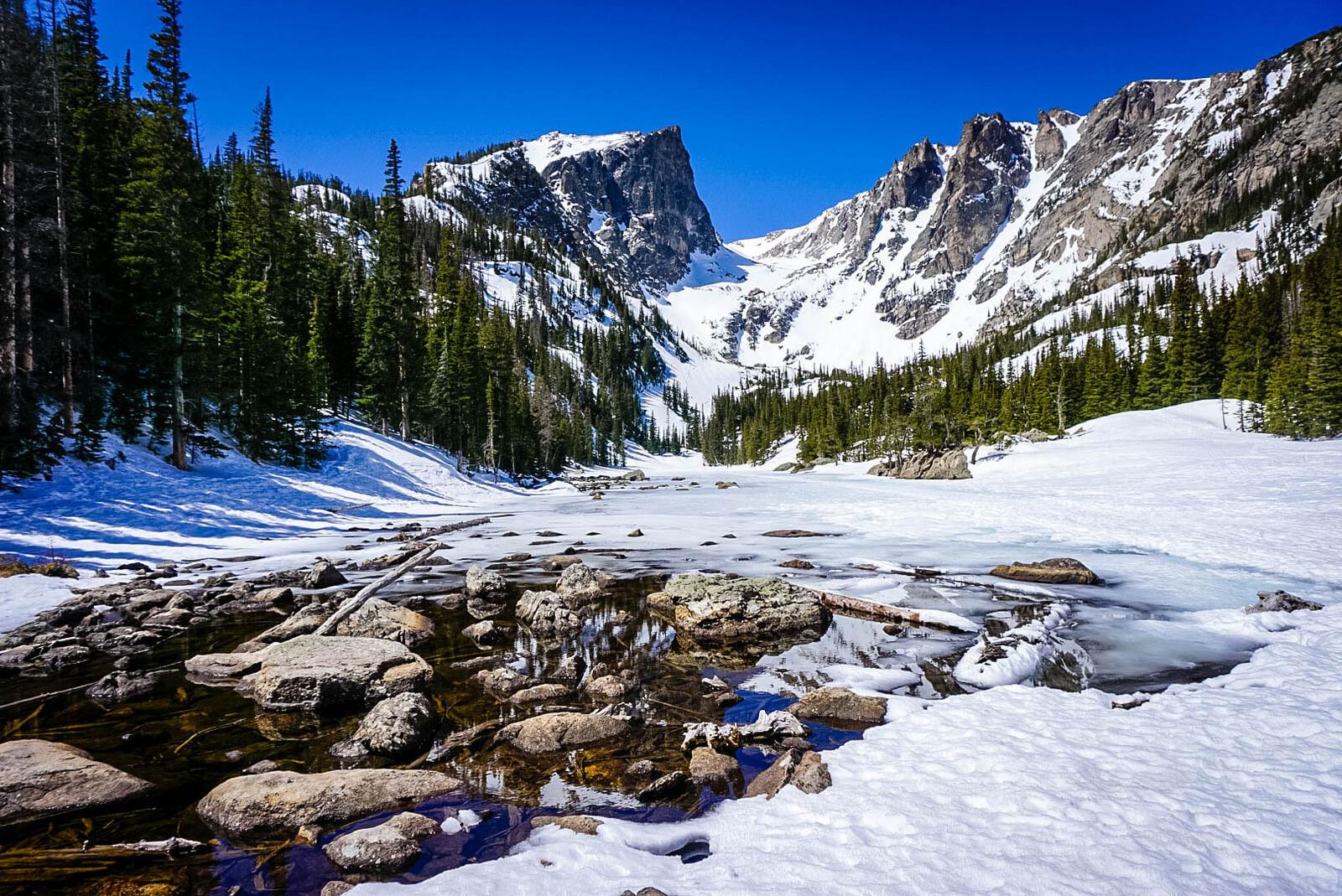 洛磯山脈 Rocky Mountains