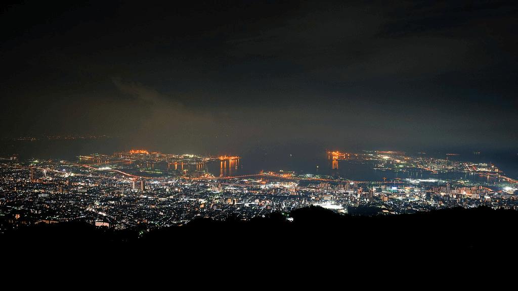 神戶摩耶掬星台