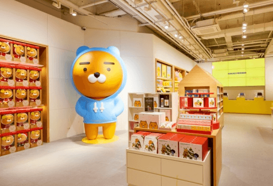 Kakao Friends store