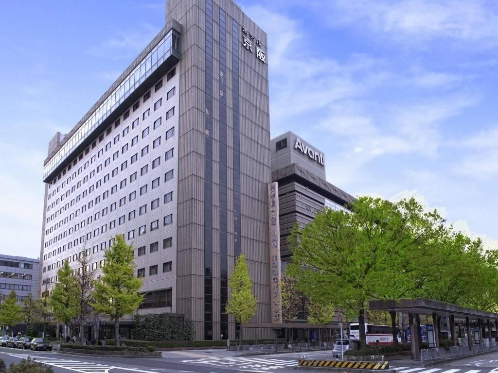京都京阪飯店(Hotel Keihan Kyoto Grande)
