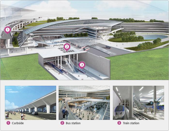 第二航廈開通