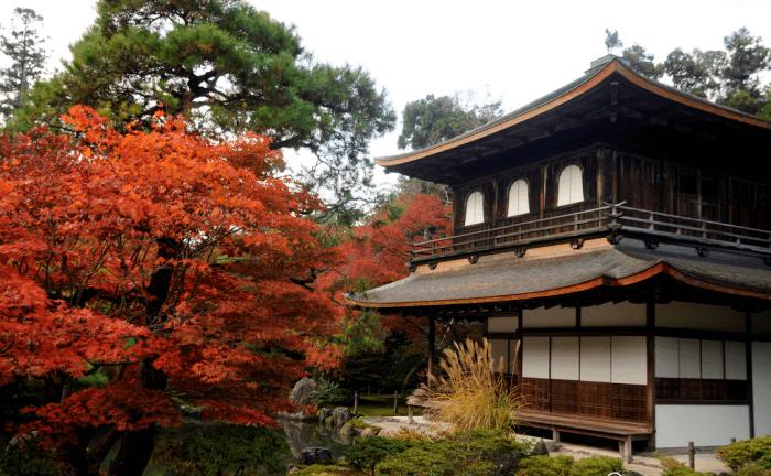 第六站 銀閣寺