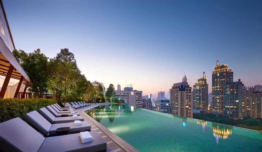 曼谷柏悅飯店 (Park Hyatt Bangkok)