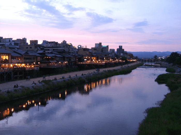第七站 鴨川遊步道