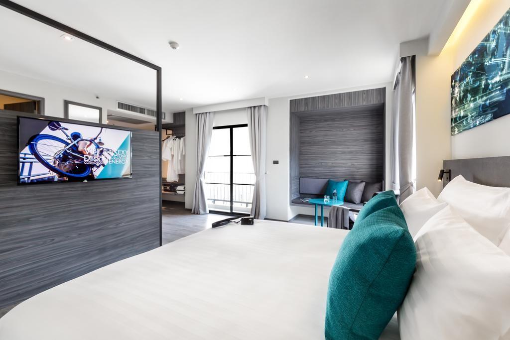 曼谷素坤逸路X2活力飯店 (X2 Vibe Bangkok Sukhumvit)