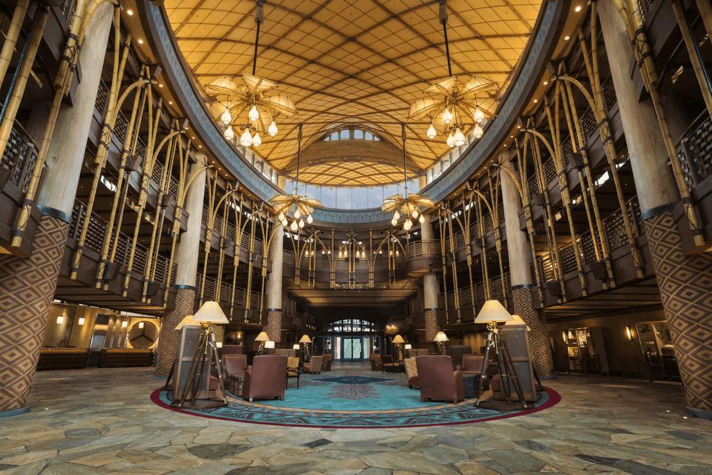 迪士尼探索家度假酒店 (Disney Explorers Lodge)