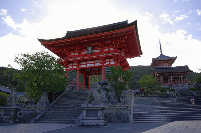 第一站 清水寺