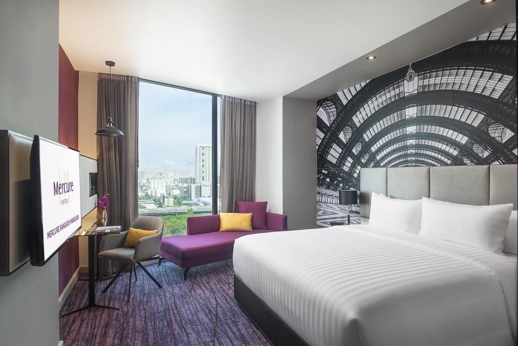 曼谷瑪卡薩美居飯店 (Mercure Bangkok Makkasan)