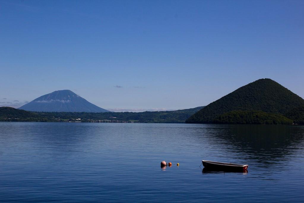 洞爺湖|町洞爺湖(とうやこ)