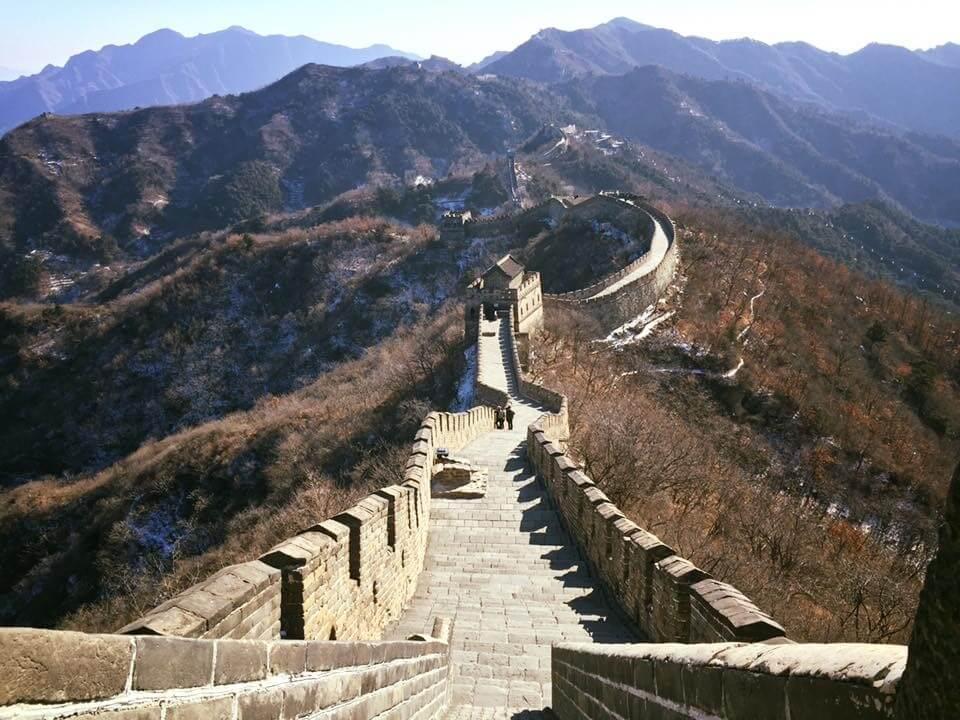 北京萬里長城