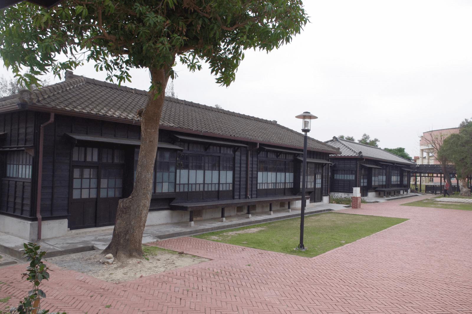 山腳國小日式宿舍