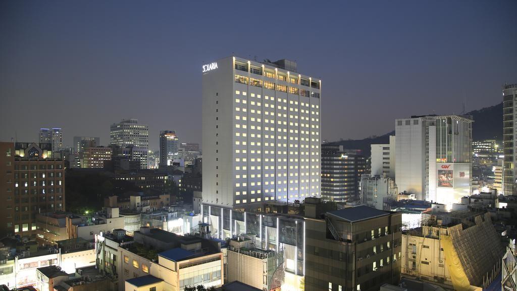 索拉利西鐵飯店-首爾明洞(Solaria Nishitetsu Hotel Seoul Myeongdong)