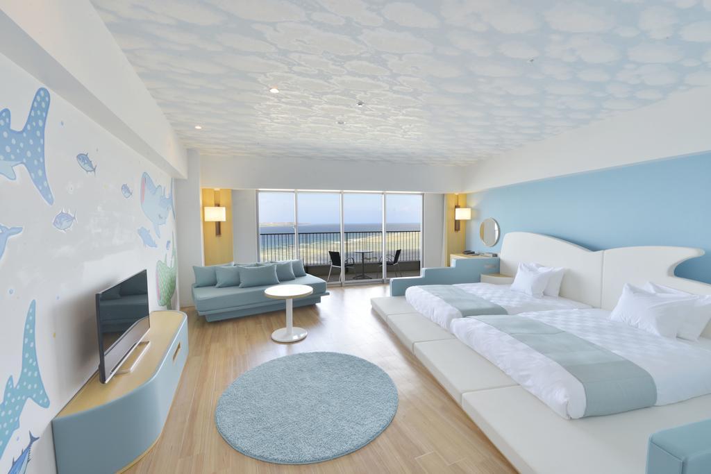 Orion本部度假SPA飯店 (Hotel Orion Motobu Resort and Spa)