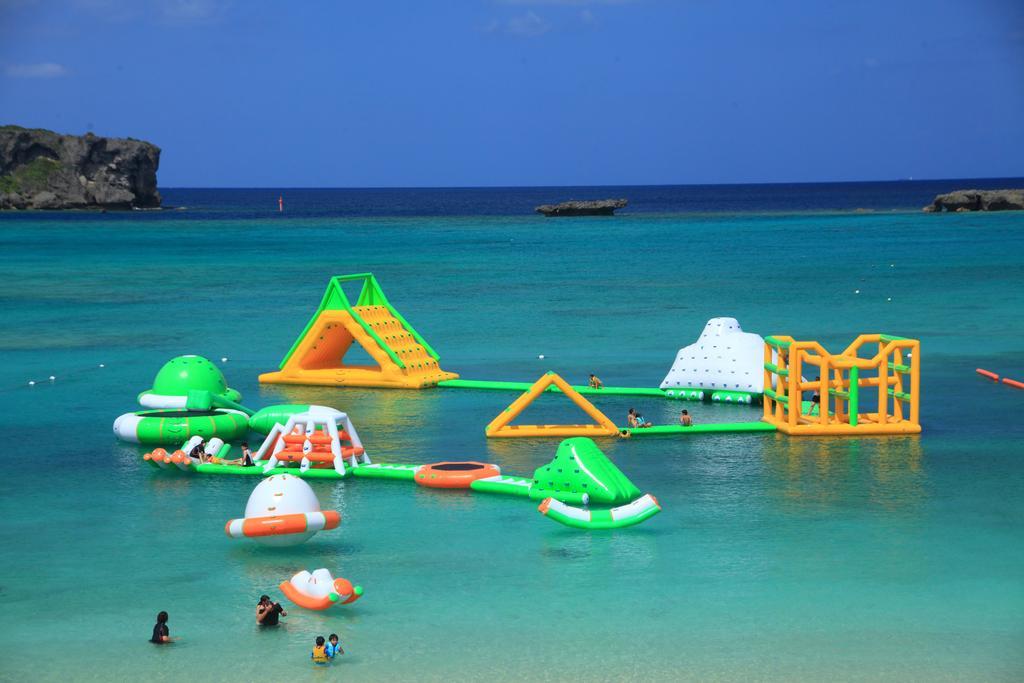 ANA萬座海濱洲際酒店 (ANA InterContinental Manza Beach Resort)