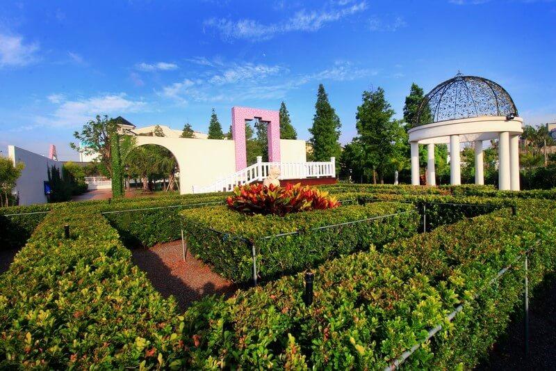 彰化|探索.迷宮歐式莊園