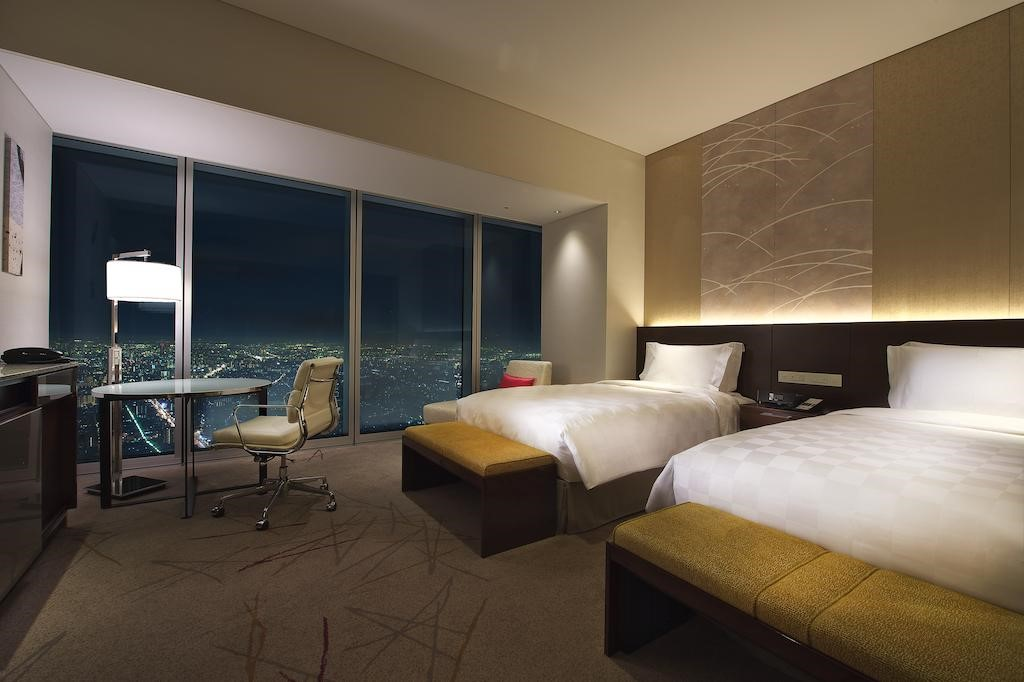 大阪萬豪都飯店 (Osaka Marriott Miyako Hotel)