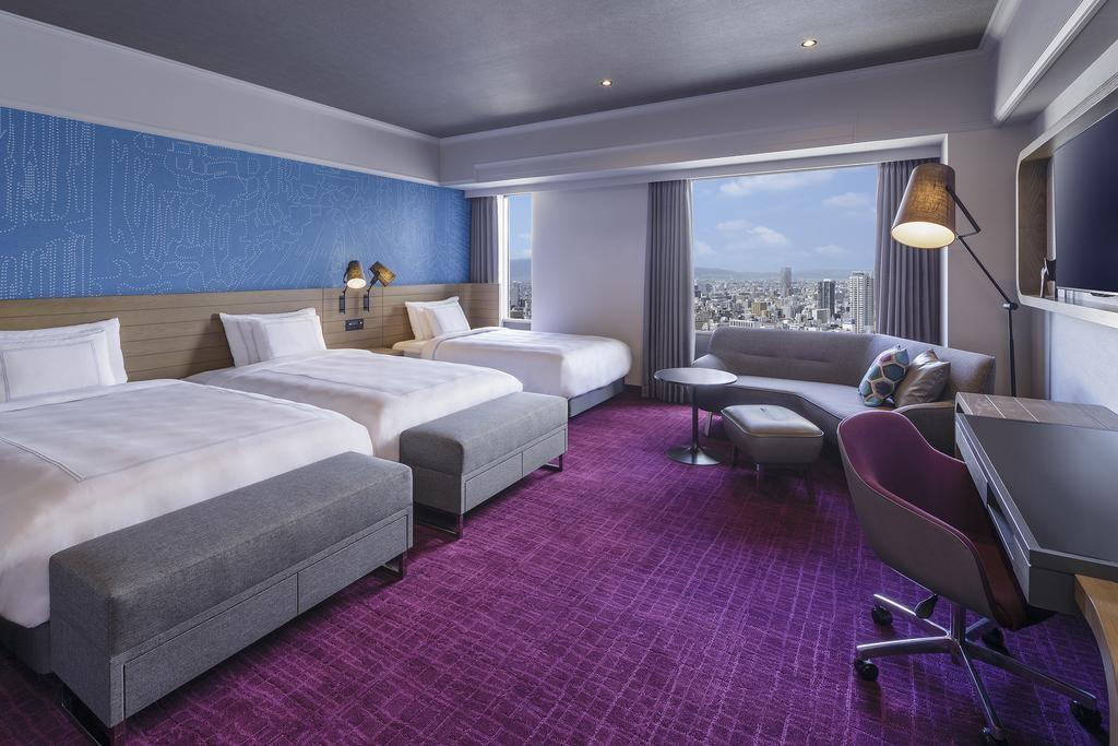 大阪瑞士南海飯店 (Swissotel Nankai Osaka Hotel)