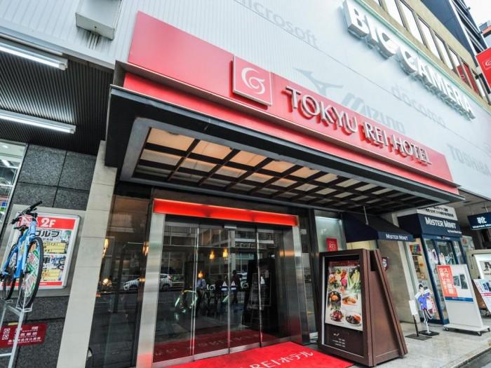 澀谷東急REI飯店(Shibuya Tokyu REI Hotel)
