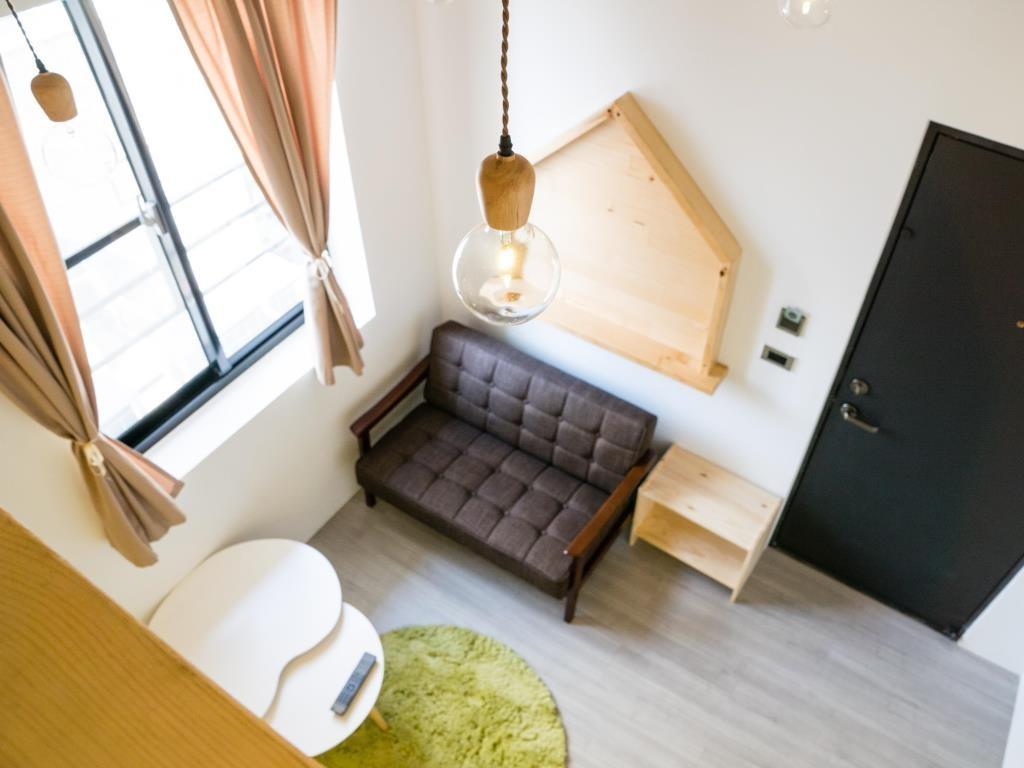 台南Loft Wo 閣樓設計旅店