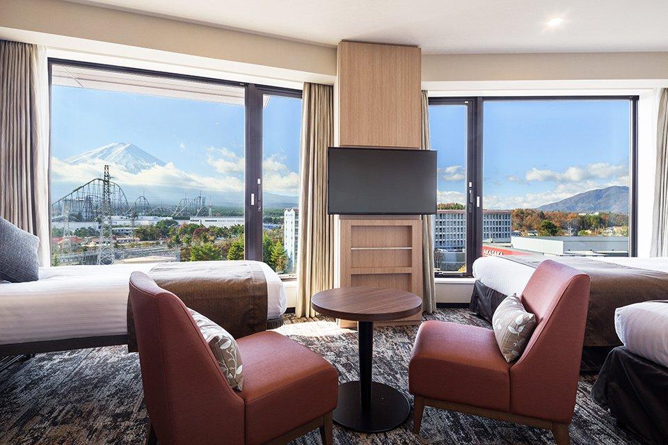 HOTEL MYSTAYS( Fuji Onsen Resort)