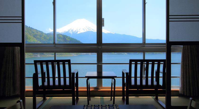 富士河口湖溫泉新世紀飯店 (Fuji Kawaguchiko Onsen Hotel New Century)