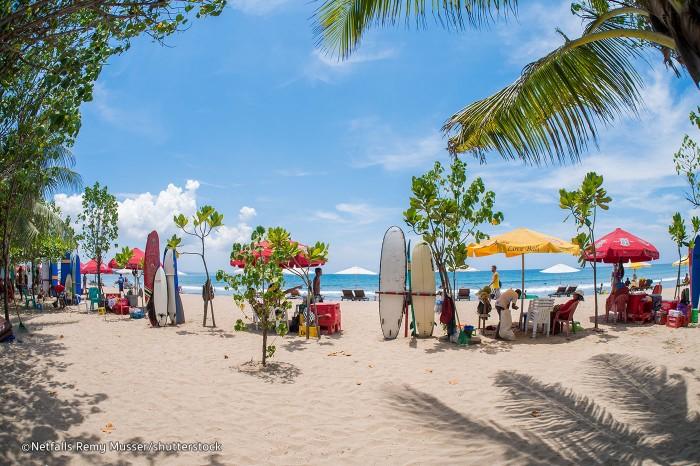 庫塔海灘 (Kuta Beach)