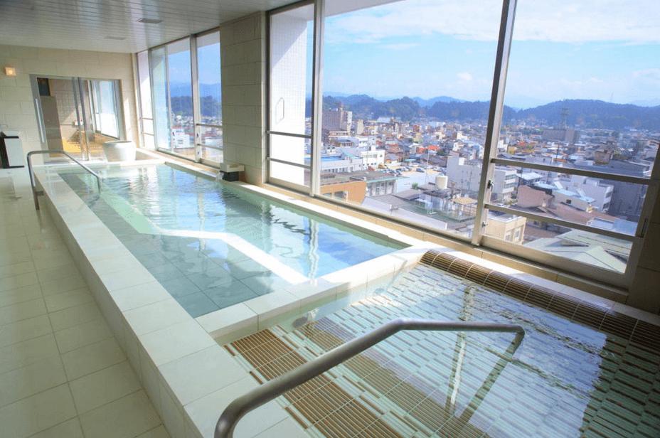 奧爾皮娜海達高山市Spa酒店 (Spa Hotel Alpina Hida Takayama)