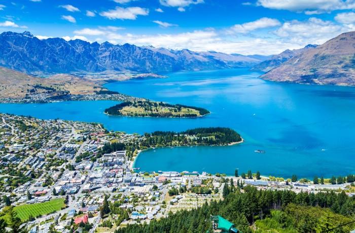 紐西蘭|皇后鎮 Queenstown
