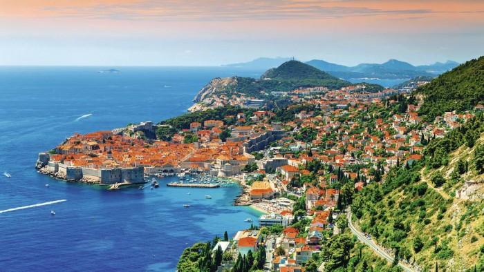 克羅埃西亞|Dubrovnik杜布羅夫尼克