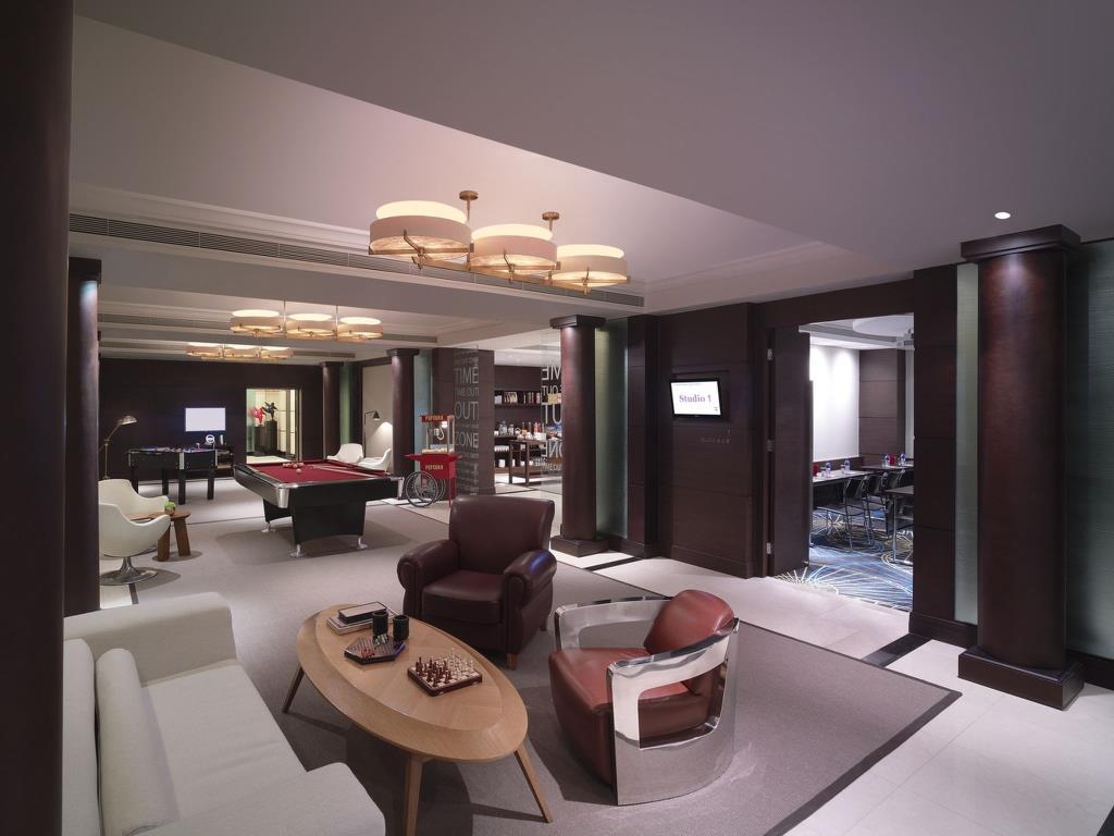 上海貝爾特大酒店(pentahotel Shanghai)