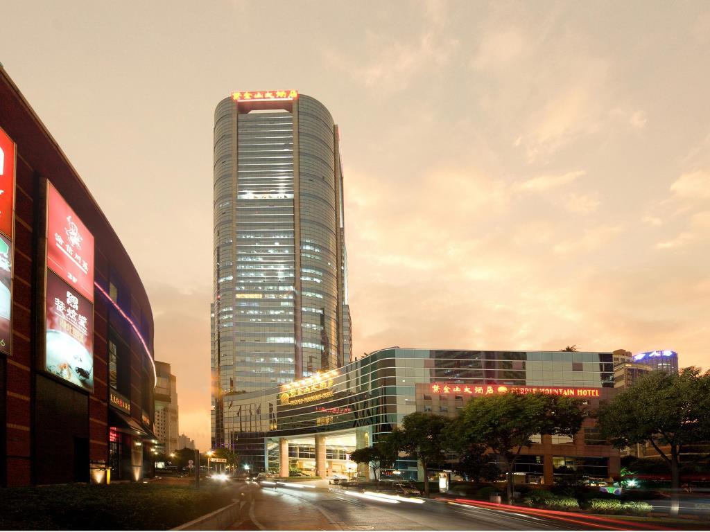 上海紫金山大酒店(Shanghai Grand Trustel Purple Mountain Hotel)