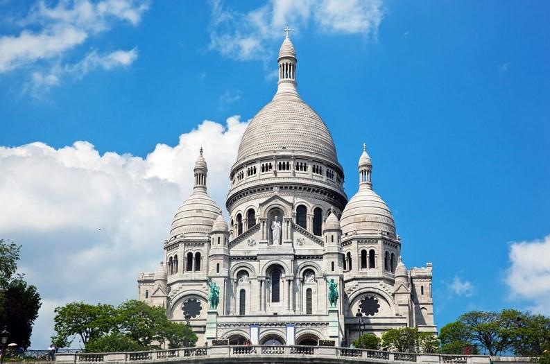 聖心堂 Basilique de Sacré-Coeur