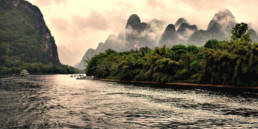 中國大陸•廣西•桂林