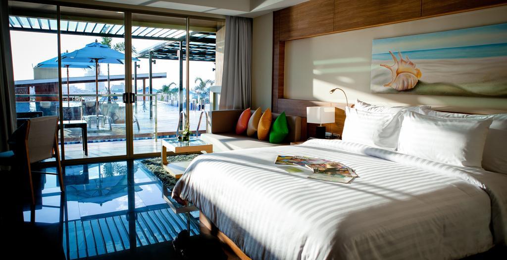 芭東海灘感官度假村(The Senses Resort Patong Beach)