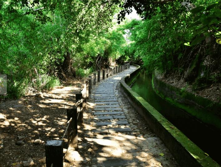 台中|知高圳步道