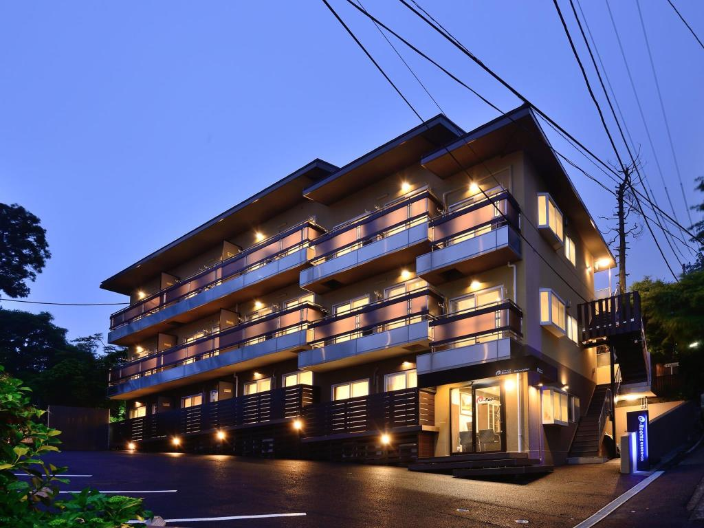 箱根強羅旅人之宿e-Rooms (Hakone Gora Tabibito no Yado e-Rooms)