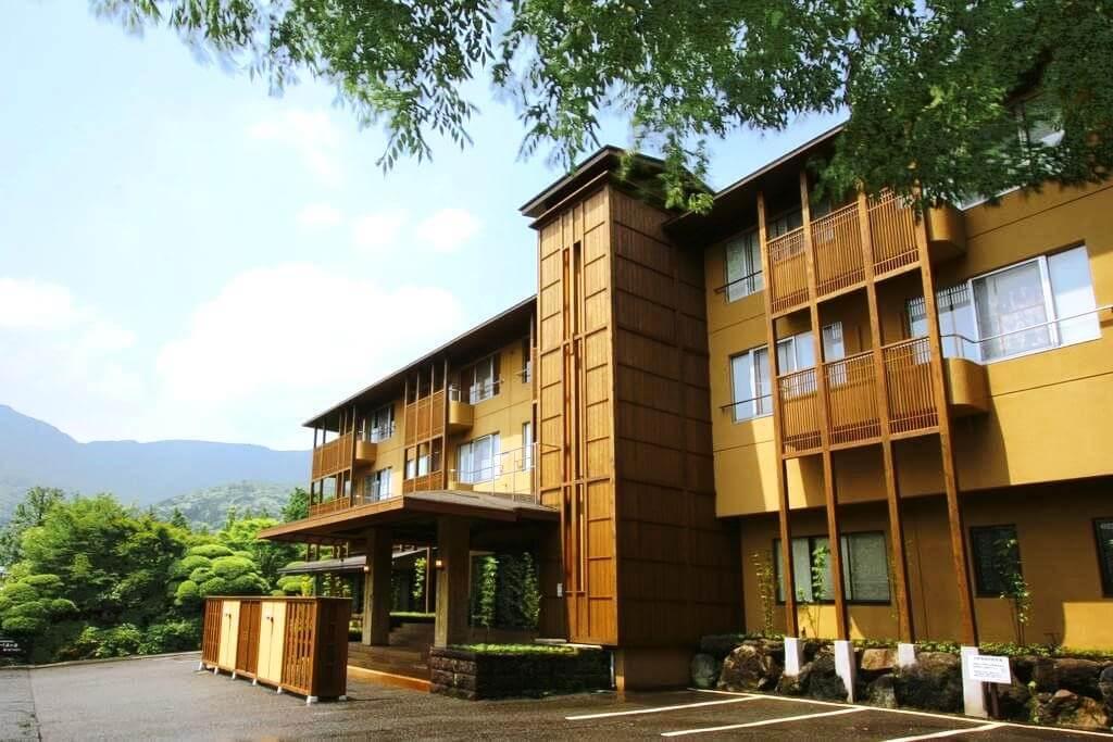 仙石原溫泉箱根山景旅館(Mount View Hakone Ryokan)