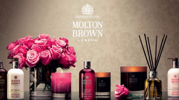 Molton Brown 天然有機