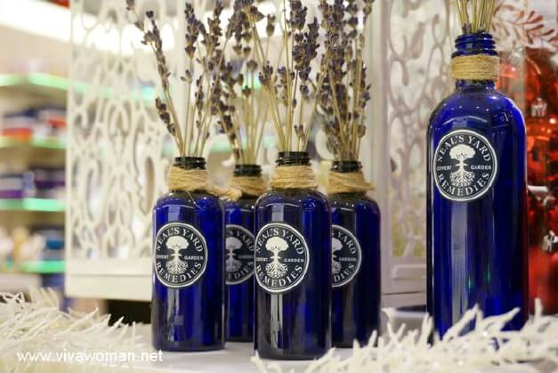 Neal's Yard Remedies 有機品牌