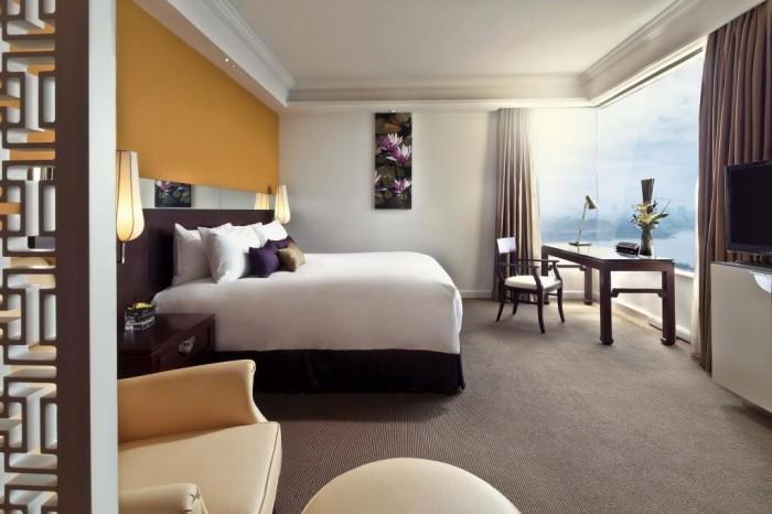 河內索菲特廣場飯店