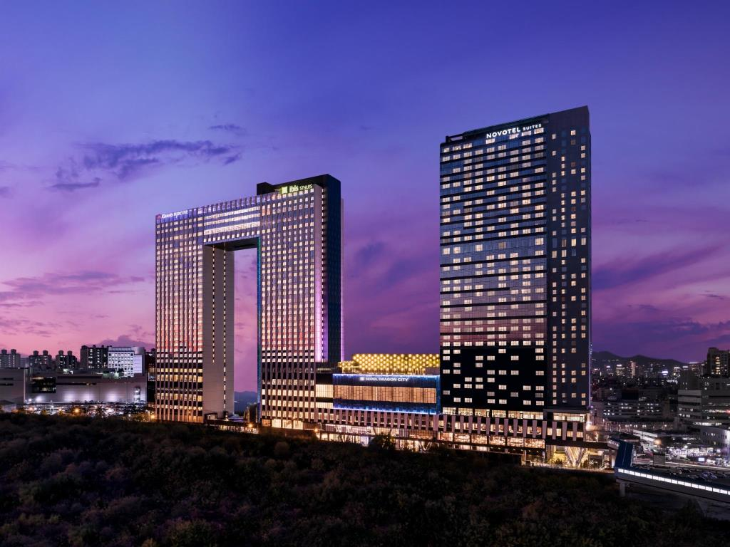 首爾龍山宜必思風尚大使飯店 (ibis Styles Ambassador Seoul Yongsan)