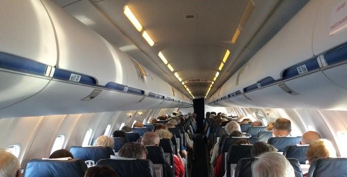 飛機內廣播及注意事項