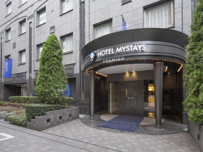 HOTEL MYSTAYS PREMIER濱松町