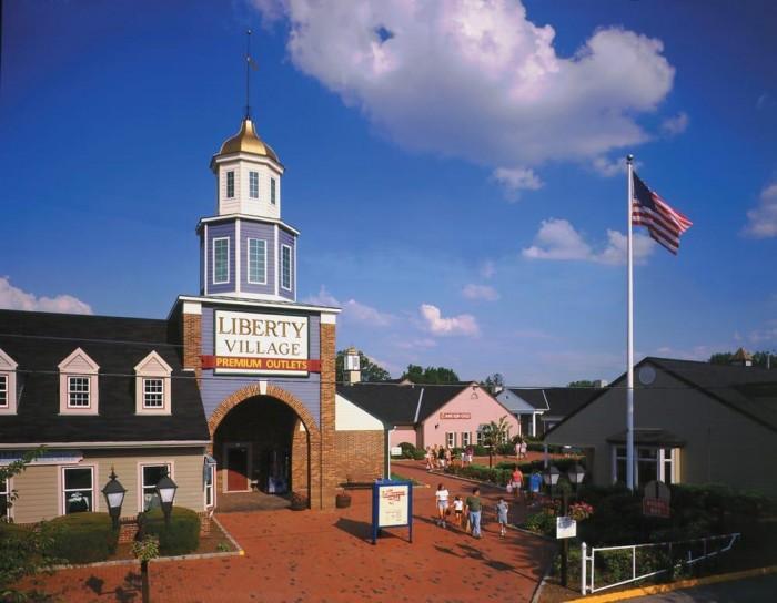 紐約 | Liberty Village Premium Outlets