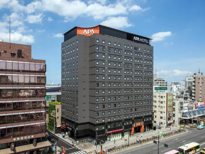 APA Hotel巢鴨站前 (APA Hotel Sugamo Ekimae)