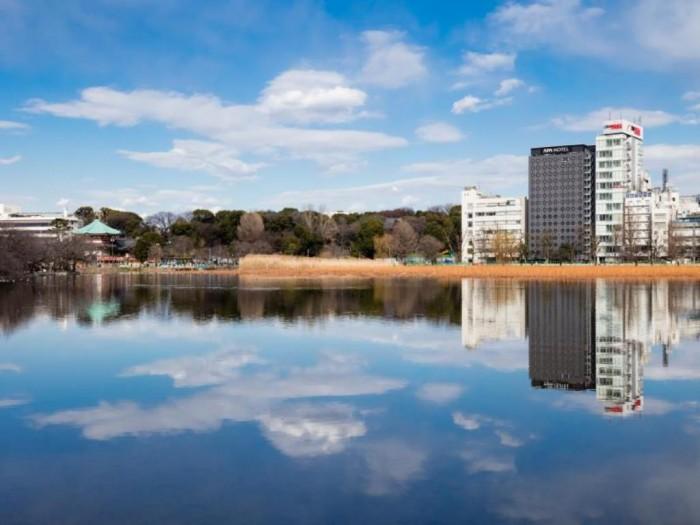 APA Hotel京成上野站前 (APA Hotel Keisei Ueno-Ekimae)