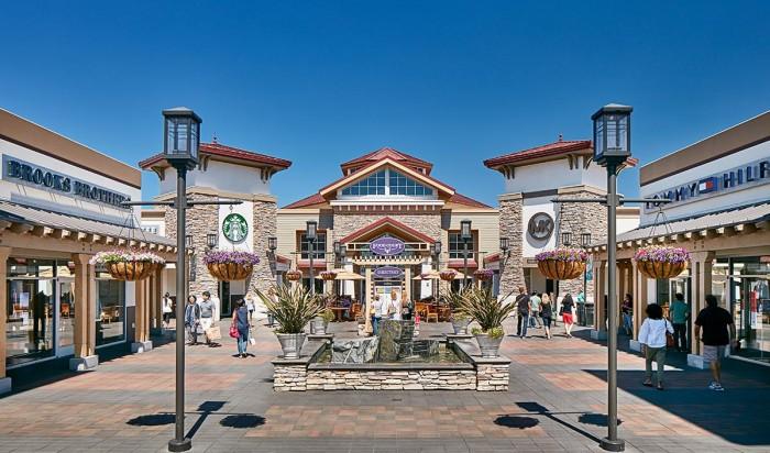舊金山 |  Livermore Premium Outlets (Paragon Outlets)