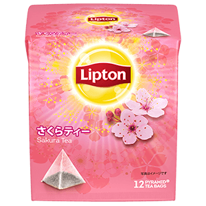 立頓 風味茶系列 期間限定櫻花花茶
