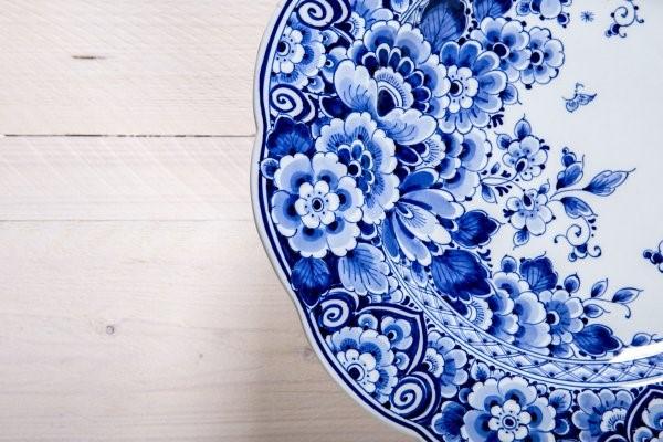 手繪藍瓷(Delft Blue)
